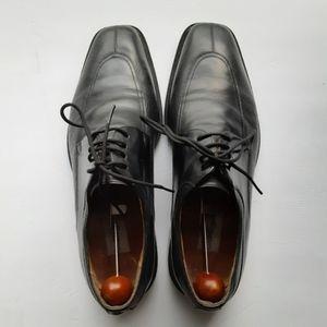 Mezlan Split Toe Lace Up Shoes